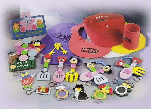 EVA small toys