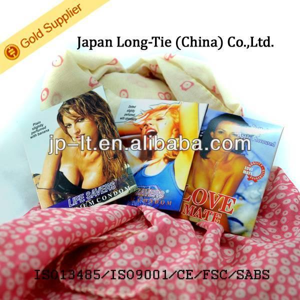 Private label Super thin condom