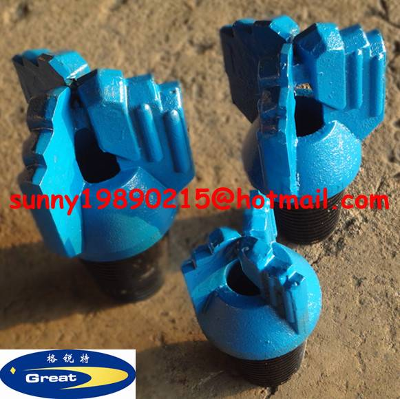All sizes and type Step Drag Bit for drilling