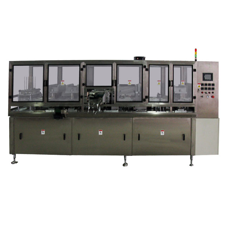 Aluminum Foil EOE Sealing Machine