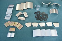 NdFeB magnets for motor, generator,driver in various specification