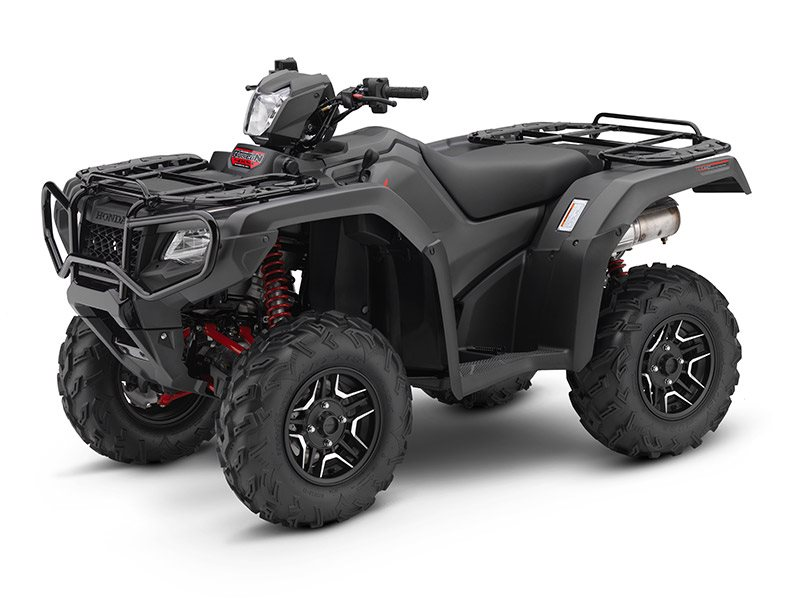 2017 Honda FourTrax® Foreman® Rubicon® 4x4 DCT EPS Deluxe