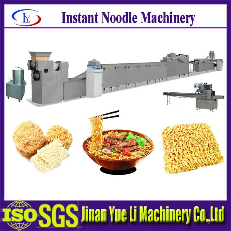 Jinan Yueli Instant Noodle Production line