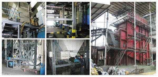Waste or Garbage Incineration Boiler & Power Plant