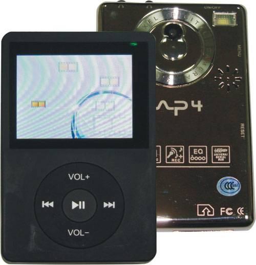 2.4 inch LCD MP4 Player