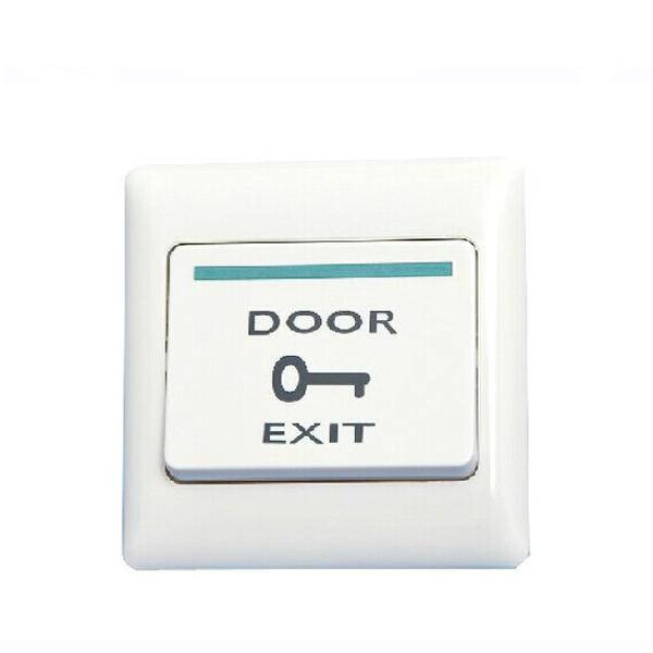 Push Button Switch Door Exit Push Release Button Switch