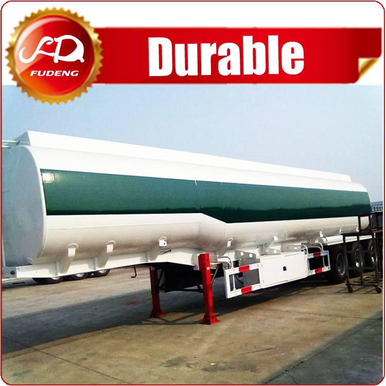 2016 durable cheap customized oil tanker semi trailer/trailer tanker