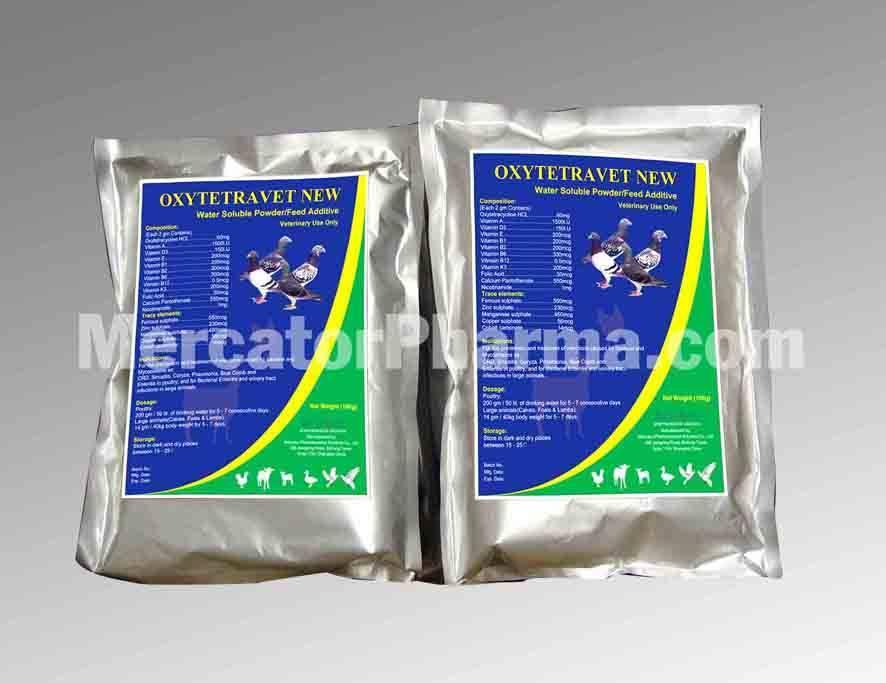 Oxytetracycline Water Soluble Powder