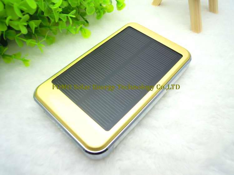 Portable solar energy chargers P12000T 10000mAh