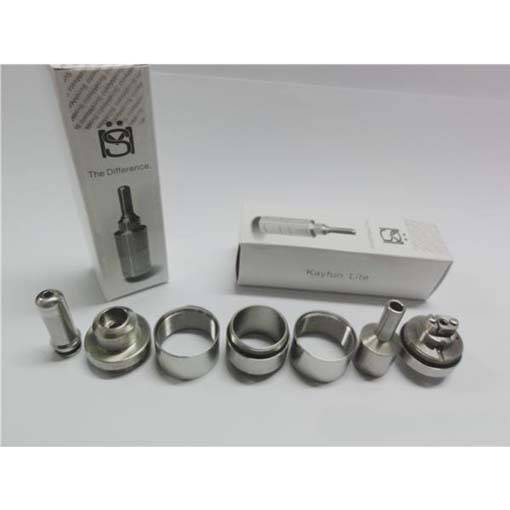 Wholesale - 510 style atomizer svoemesto kayfun lite cartomizer designed in Russia stainless steel f