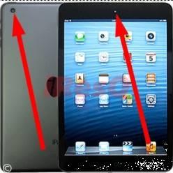 iPad Mini Camera Removal Repair in Pudong,Shanghai