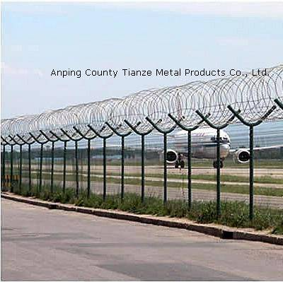 SUNNY Airport Fence