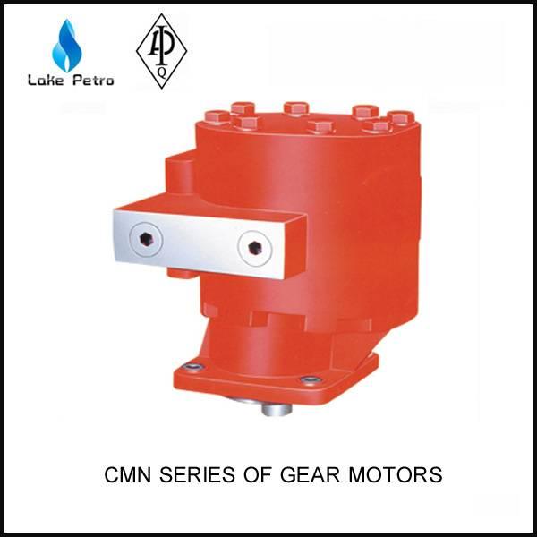 Good price API CMN series of gear motors in oilfield