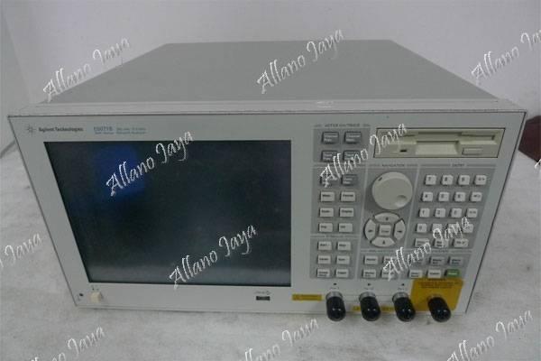 Used Agilent E5071B ENA Network Analyzer