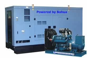 Lare Power Land Use Diesel Generating Set Generating Machine Power Plant Fuel Generator Set