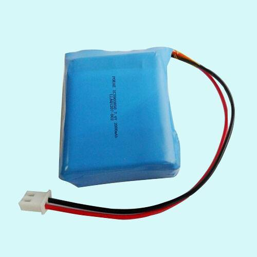 7.4 V ICS903850 2000MAH Polymer Li-ion Battery