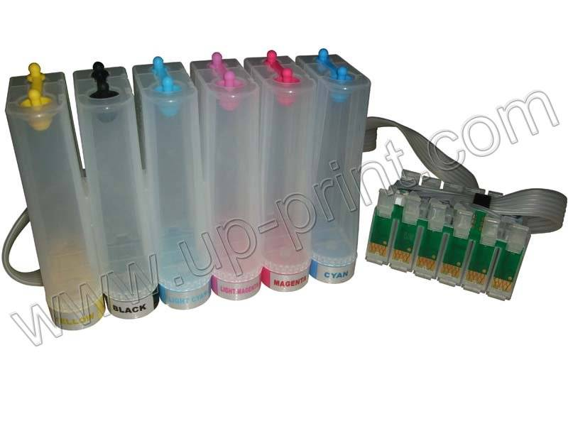 wholesale Continuous Ink Supply System /CISS for Epson T60/1390 851N-856N