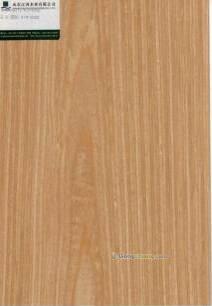 Cherry series engineered wood veneer