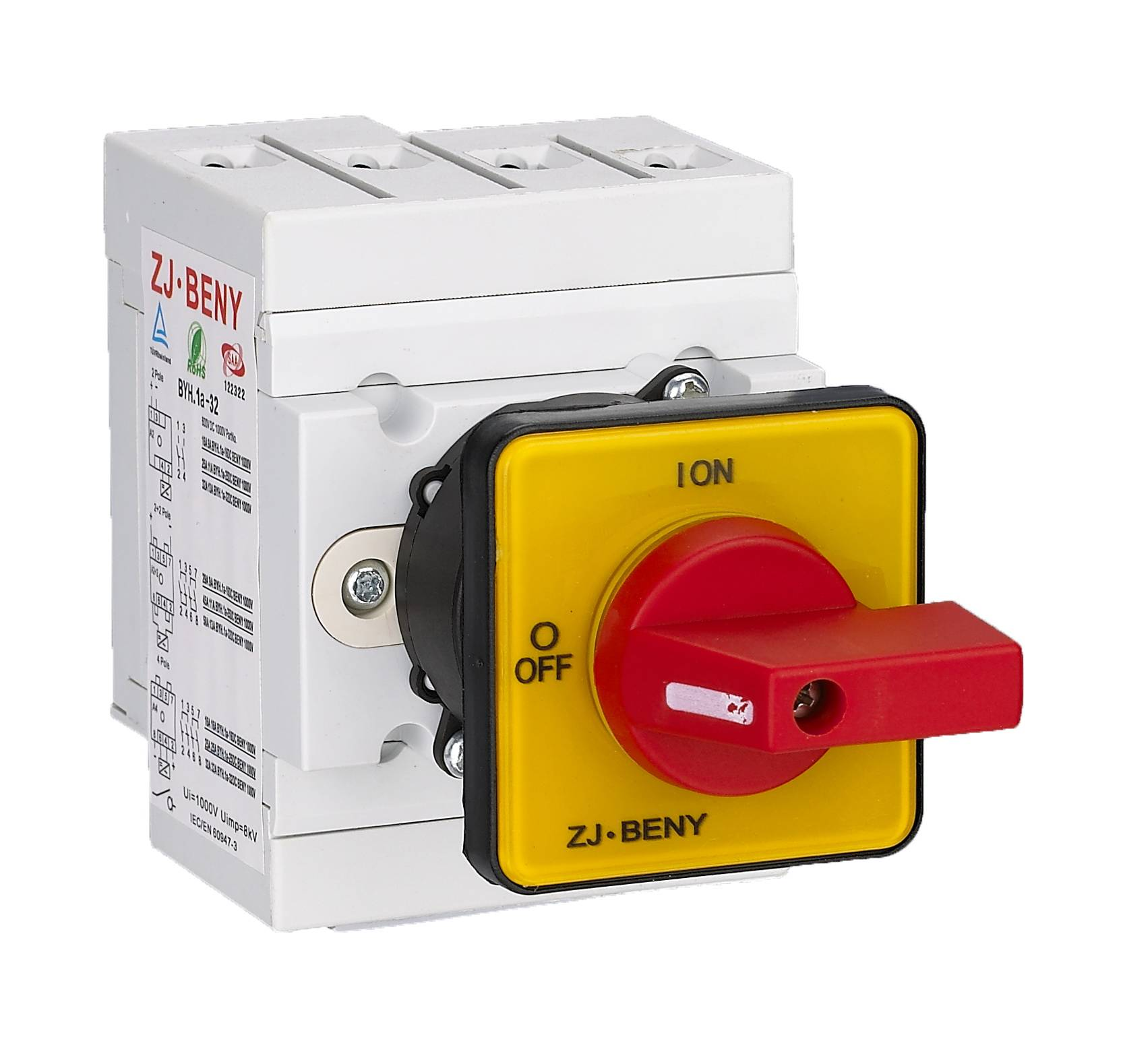 Sell PV DC isolator switch