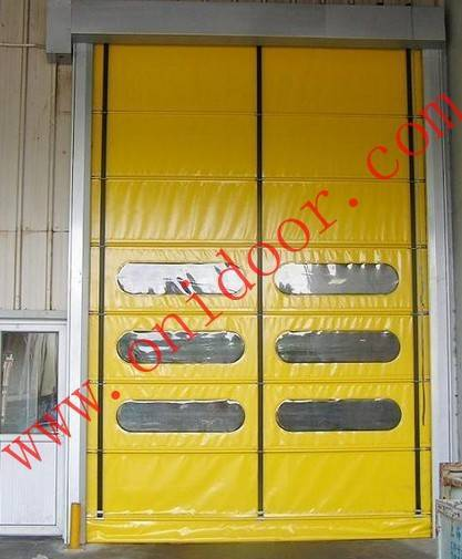 Rapid Stacking Door