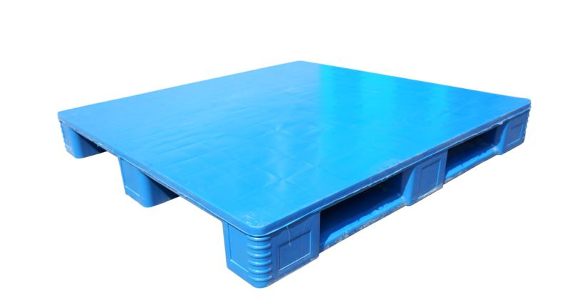 2018year HDPE PALLET IN WAREHOUSE