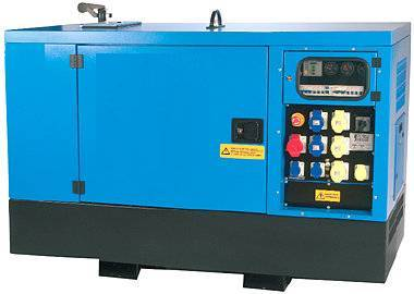 Diesel Generator Powered by Cummins 30kw-40kw