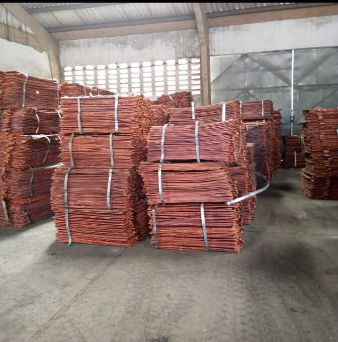 copper cathodes offer