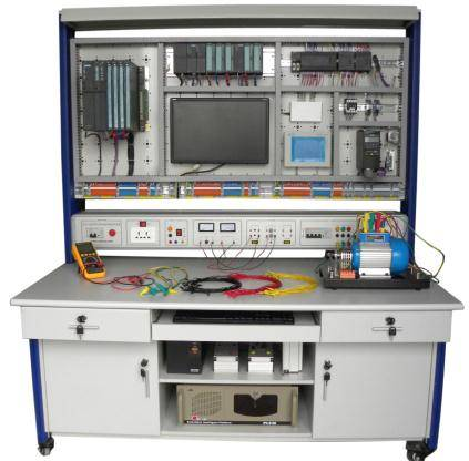 Sell ZM608ATSMS Industrial Automation Control Network System Training Equipment
