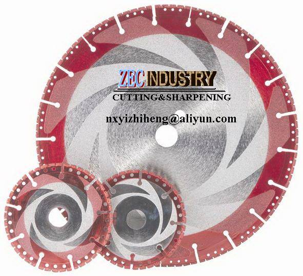 Diamond saw blade(Brazing diamond saw blade)