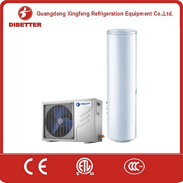 China cooling system heating pump best design heat pump ratings