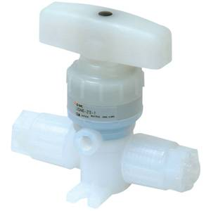 SMC 2 Port Chemical Valve