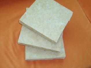 Bamboo material felt