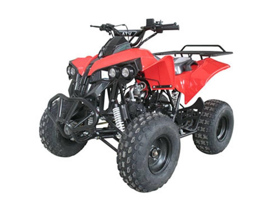 110CC Electric start Automatic ATV