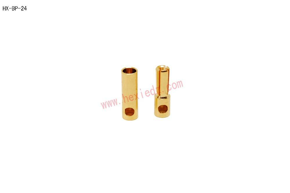 5.0mm bullet connector male and female