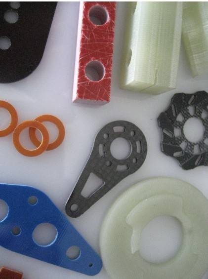 Customized Machined Parts