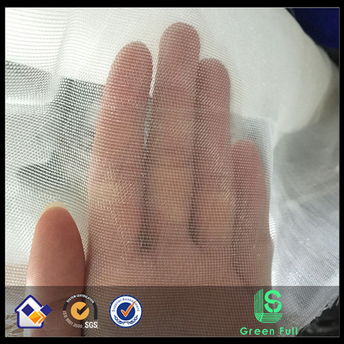 transparent white anti insect net