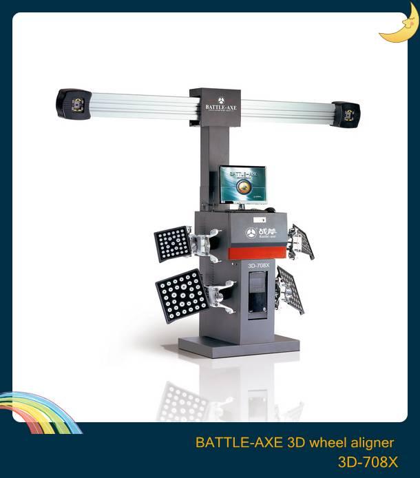 [Battle-Axe]3d wheel alignment garage equipment 3D-708X