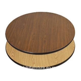 Economy Reversible Laminated Table Top for Restaurant