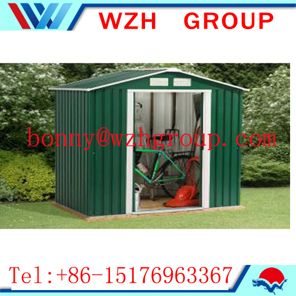 Gable garden shed , tools storage shed