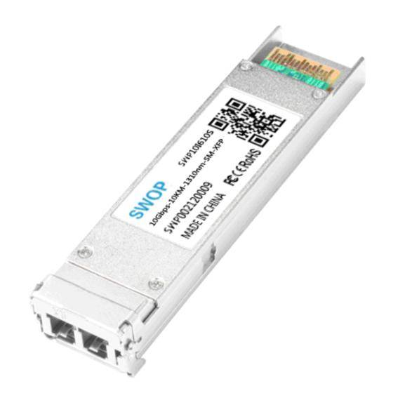10Gbps-10KM-1310nm-SM-XFP optical transceiver