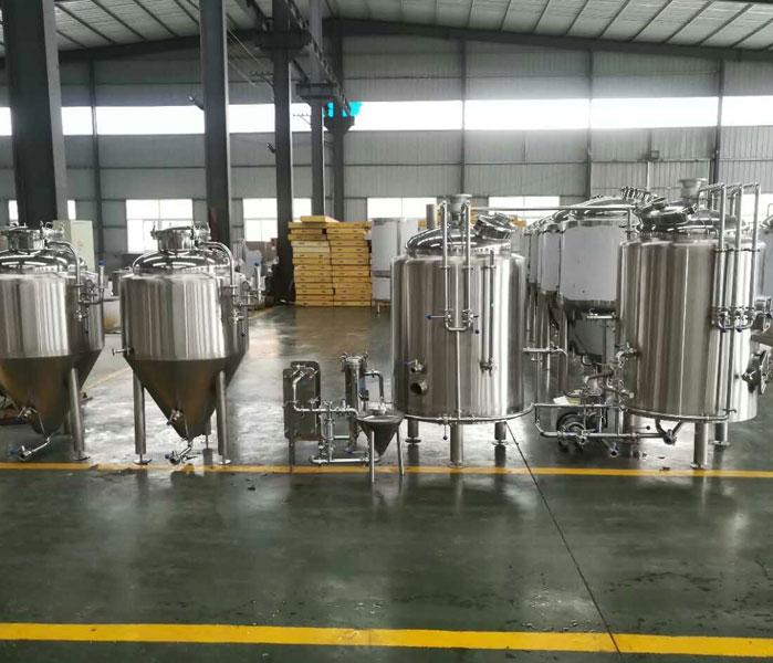 3BBL Beer Brewing Equipment