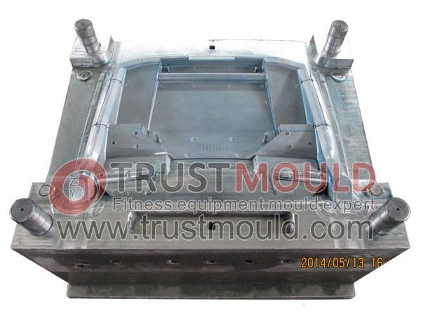 plastic molding of treadmill