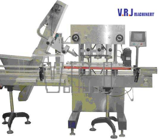 VRJ-A2 Capping Machine