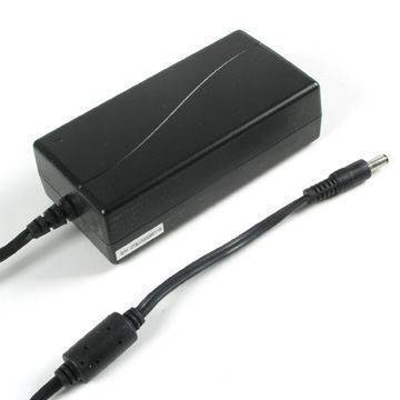 60W Power Adapter with 100-240V AC Input Voltage, 50-60Hz Frequency