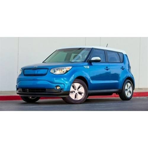 Kia Soul EV 93 Miles Pure Electric Cars