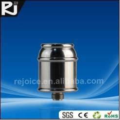 DAW3 Rebuildable Dripping Atomizer 510 connector ecigator clearomizer vaporizer
