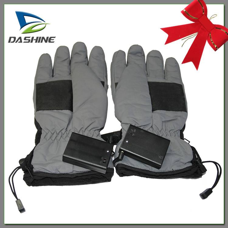 waterproof polyester electric motorcycle gloves