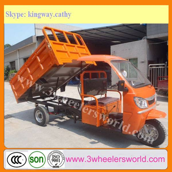 Motorized Tricycles for Adults from China Manufacture