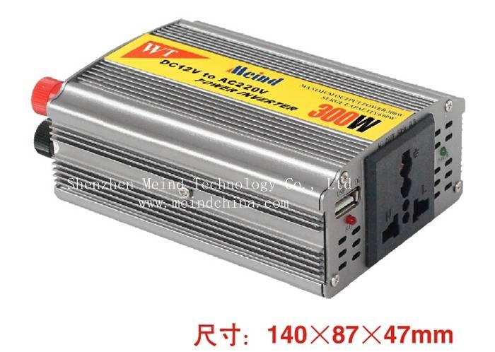 300W Power Inverter AC Converter USB Car Inverters Power Supply Watt Inverter Car Charger Off Grid