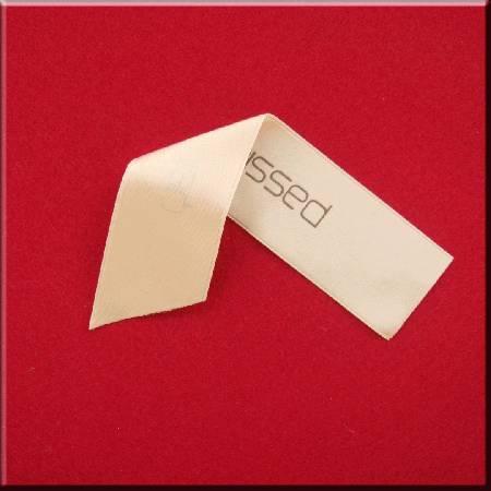 Printed Polyester Satin Ribbon